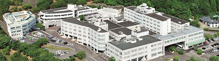 古賀総合病院外観