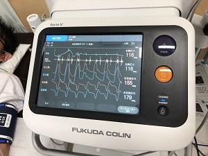 脈波検査機器2